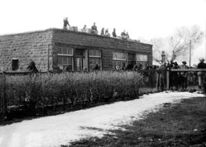 1940s Halona Plaza